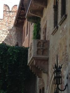 Verona_Julia Balkon